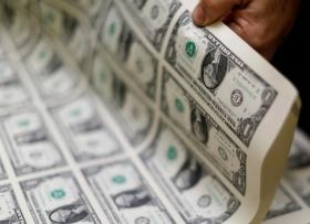 На денежном рынке США