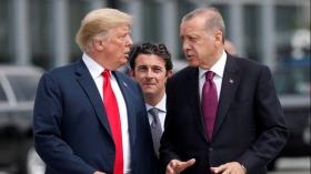 Трамп предложил Эрдогану