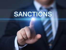 Минфин США ввел санкции