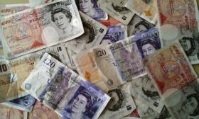 Британская валюта растет