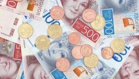 Банк Швеции начал