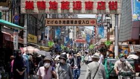 Япония спешит