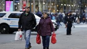 Расходы потребителей США