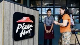 Pizza Hut и Wendy's в