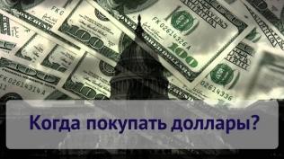 Доллар США: прогноз на